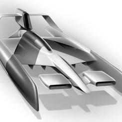 Hydroplane sketches