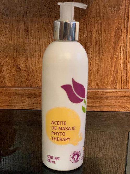 Aceite de masaje phyto therapy