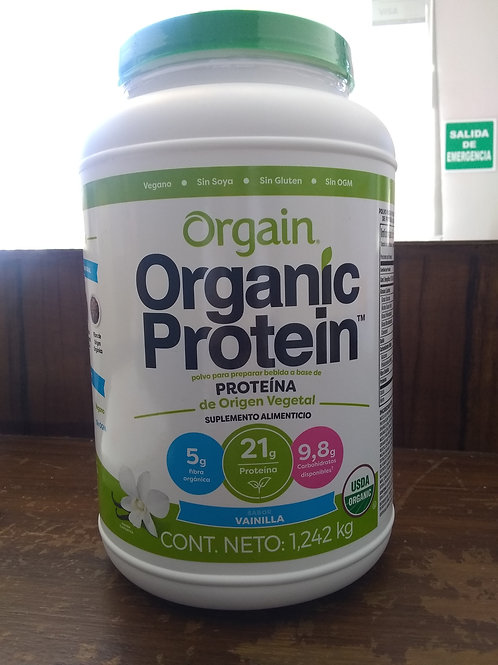 Organic proteín