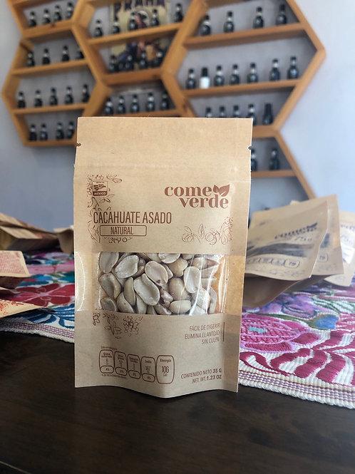 Cacahuate asado natural 35 g