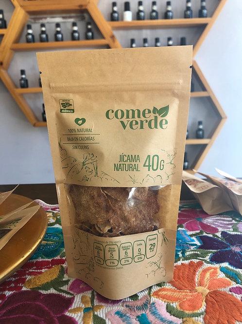 Jícama natural 40 g