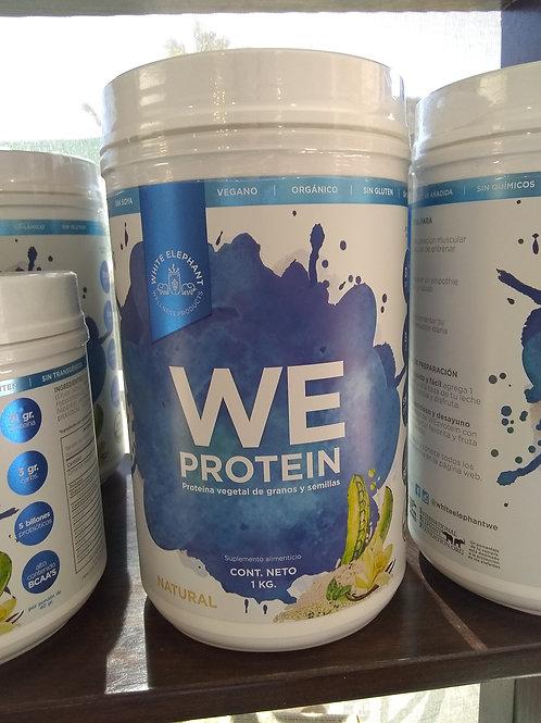 We protein vainilla 1kg