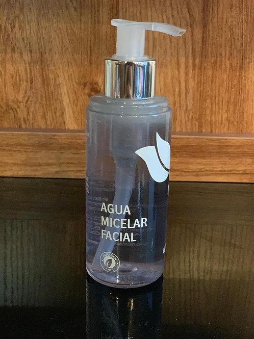 Agua micelar facial