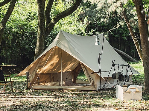 12-13 Jun 2天1夜 复古棉布帐篷 (云顶半山) Farm Camp双人/四人套餐/每位价起
