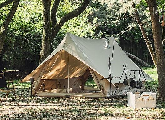 7-8 May 2天1夜 复古棉布帐篷 (云顶半山) Farm Camp双人/四人套餐/每位价起