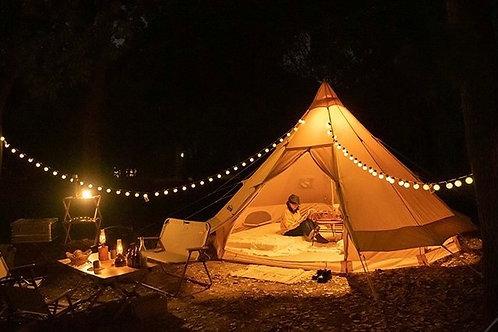 11-12 Jun 2天1夜 豪华复古棉布帐篷 (云顶半山) Farm Camp五人套餐/每位价
