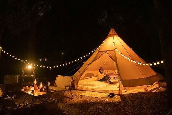 8-9 May 2天1夜 豪华复古棉布帐篷 (云顶半山) Farm Camp五人套餐/每位价