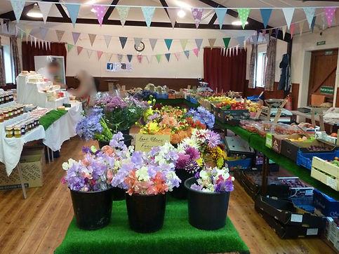 Lydham Friday Market