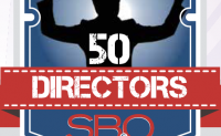 "Congratulations to Mr. Blackman - selected as one of ""50 Directors Who Make a Difference"""