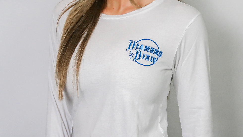 Diamond Dixie long sleeve t-shirt