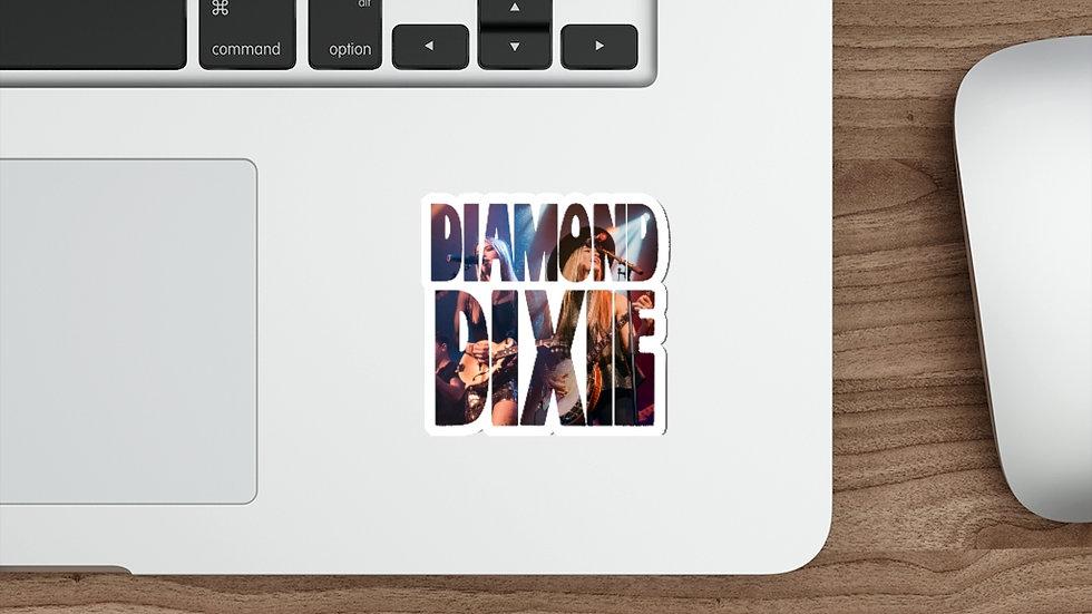 Live Concert Vinyl Sticker