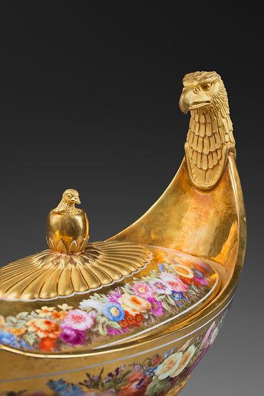 Sevres rare porcelain collector's treasure