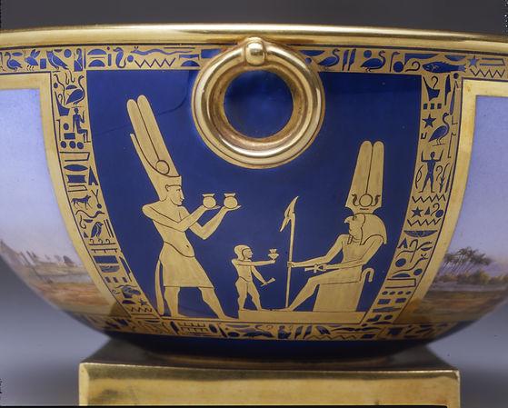 Sevres imperial porcelain collectors piece
