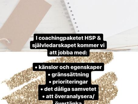 HSP och självledarskapet- del 2