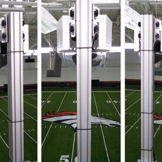 Broncos Pan Tilt Camera Mounts