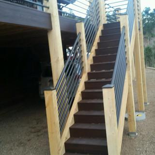 Deck & Stair Railing