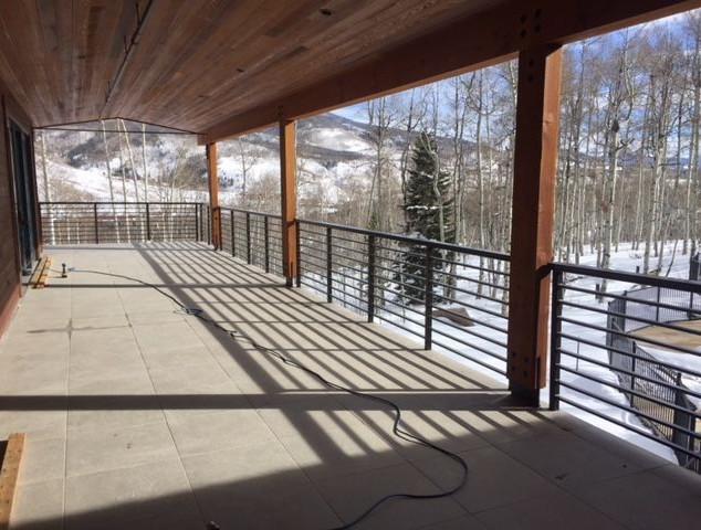 Deck Railing