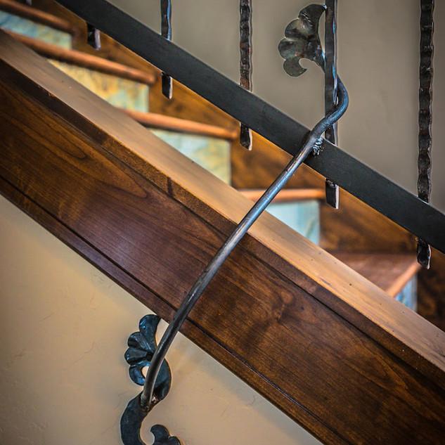 Interior Stair Railing
