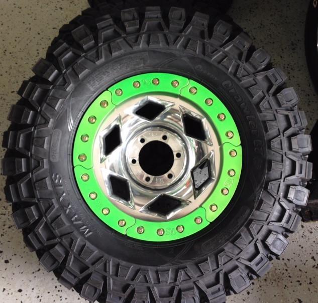 Automotive Wheels
