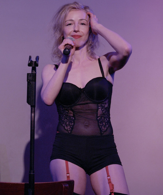 Cabaret Show Anna on Fire and Uncensored