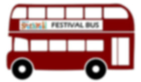 The GTSF festival shuttle bus