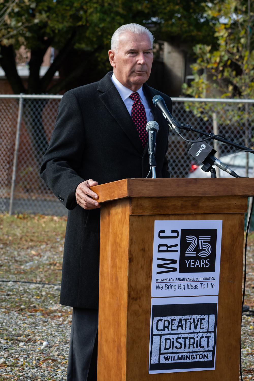 Wilmington Mayor Michael Purzycki