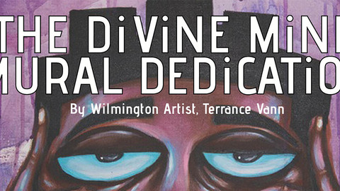 The Dedication of The Divine Mind Mural:
