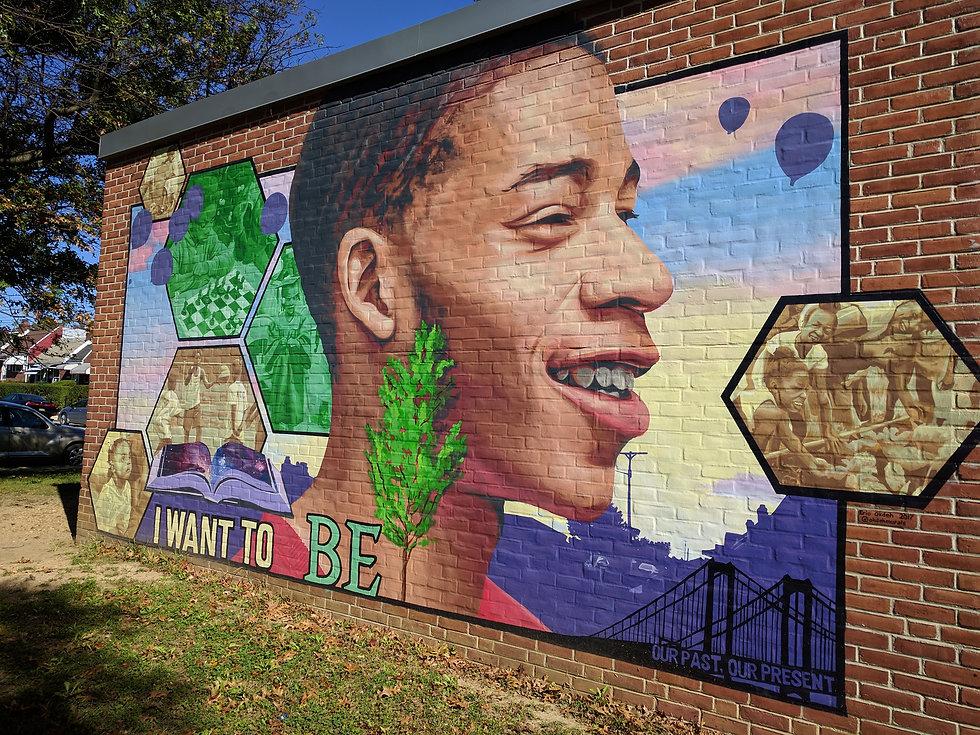 City Wide Murals Wilmington Delaware Creative District Wilm