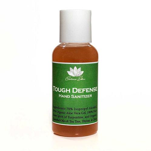 TOUGH DEFENSE Hand Sanitizer- 2.7 oz