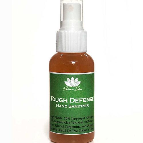 TOUGH DEFENSE Hand Sanitizer - 2.0 oz