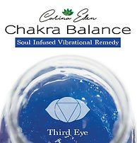 Third Eye Chakra Balance - 1/2 oz or 1 oz sizes