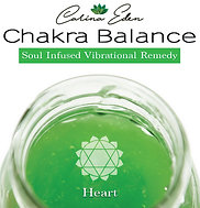 Heart (Green) Chakra Balance -  1/2 oz or 1 oz sizes