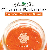 Sacral Chakra Balance -   1/2 oz or 1 oz sizes