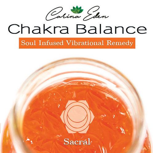 Sacral Chakra Balance -   1/2 oz or 1 oz sizes