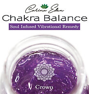 Crown Chakra Balance - 1/2 oz or 1 oz sizes