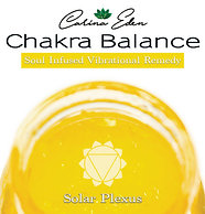 Solar Plexus Chakra Balance -  1/2 oz or 1 oz sizes