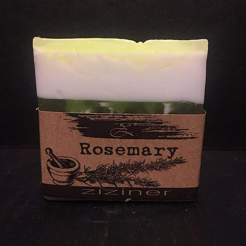 Green White Rosemary