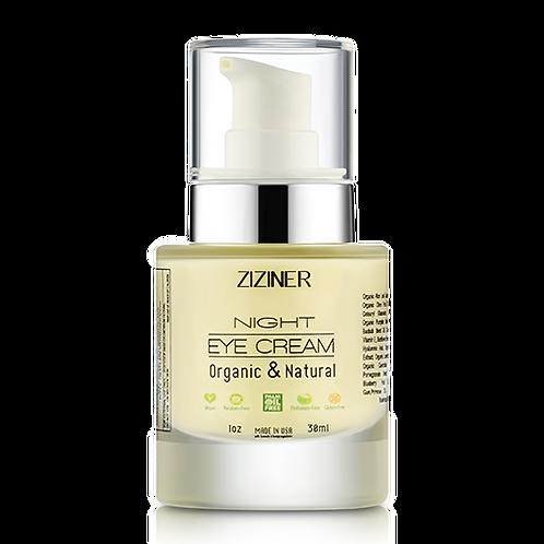 Organic Night Eye Cream