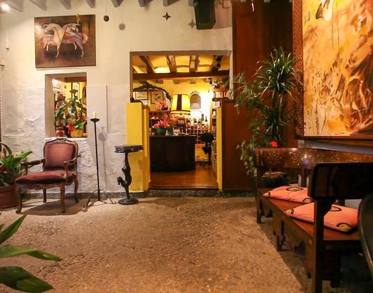 Hotel La Ventana - Recepcion