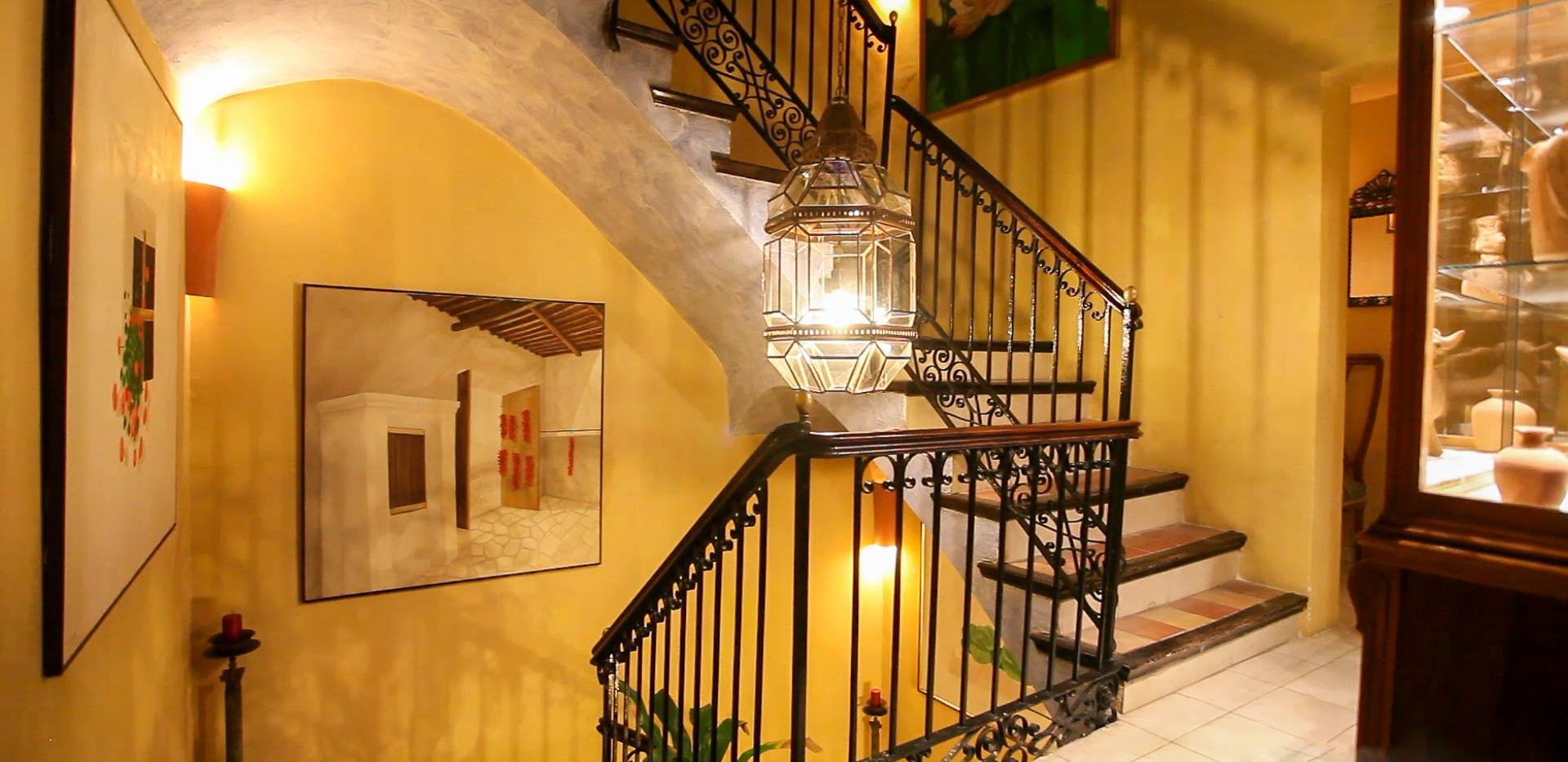 Hotel La Ventana - Segundo piso