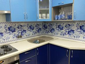 Кухонные панели с фотопечатью