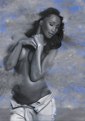 African Pregnancy 3 | Limited Edition Print