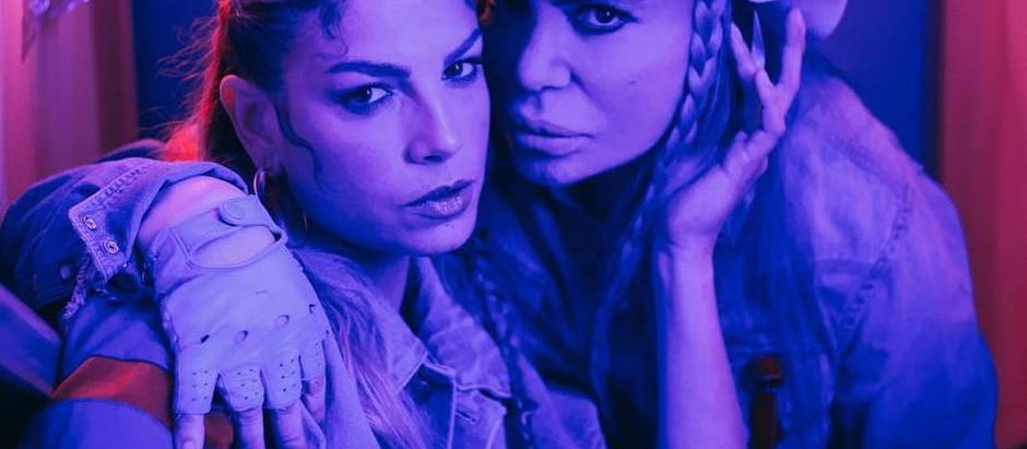 Emma e Loredana chantent