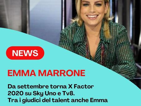 X Factor : Notizie di Emma