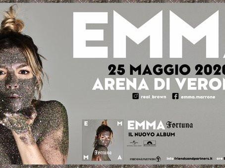 Concerto a Verona 25 maggio 2020/25 mai 2020