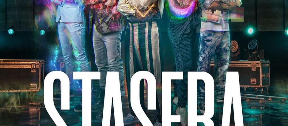 Stasera/Ce soir début de X Factor