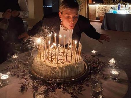 Emma souffle 37 bougies
