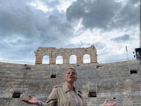 Emma a Verona 2 settembre 2020