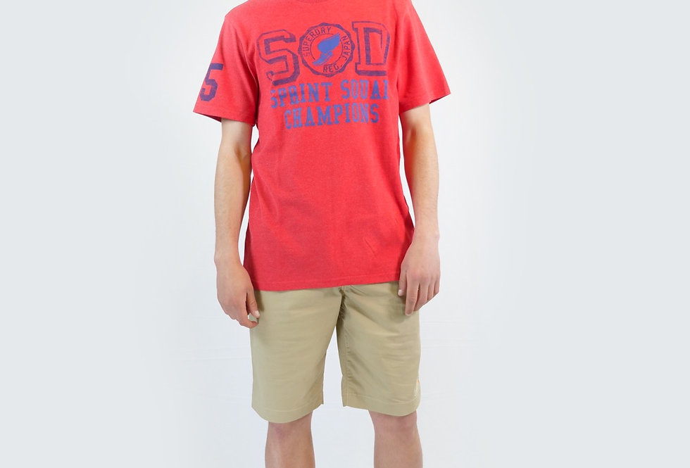 SUPERDRY T-SHIRT T&F TEE