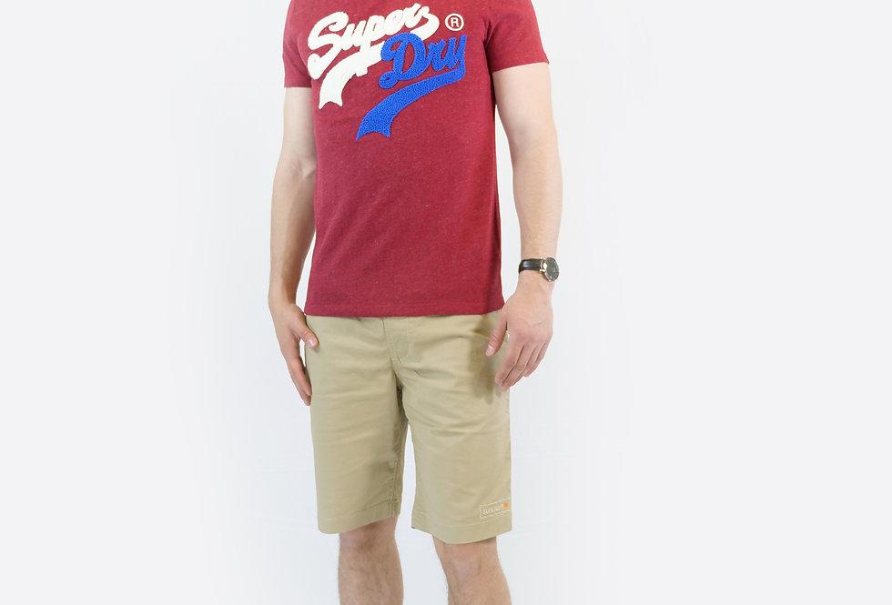 SUPERDRY - VL source tee t--shirt